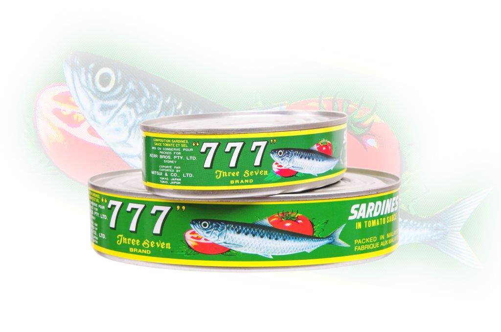 777 - Sardines In Tomato Sauce -Combine - 84